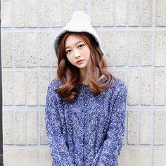 Womens Clothing Store [VANILLAMINT] Glee knit hat / Size : FREE / Price : 18.69 USD #korea #fashion #style #fashionshop #apperal #koreashop #ootd #vanillamint #ACC #accessory #dailyitem #hat #knit #knithat #fashionitem #unique