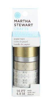 [Amazon.com] :: Martha Stewart Crafts Doily Lace Adhesive Paper Tape.