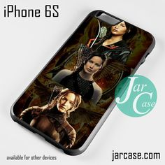 Hunger Games Katniss Phone case for iPhone 6/6S/6 Plus/6S plus