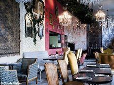 Le Schmuck restaurant/bar, Paris 06