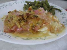 RECIPES: Chicken Cordon Bleu--Crockpot