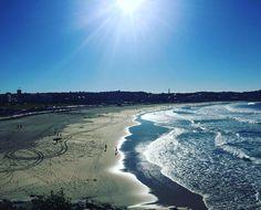 (Loc) Posted on May 29 2016 at 10:40AM by oliviawarne: Stunning Sydney Sunday  #sunday #sunshine #winter #coastalrun #bonditobronte #ilovesydney #bondibeach