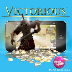 Play the popular Victorious at http://www.verajohn.com/game/victorious    Read about some of our winners at our winners blog;     http://winners.verajohn.com/?p=281    http://winners.verajohn.com/?p=100