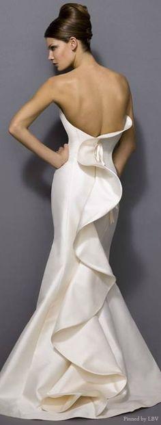 The Bridal Show:  Atelier Antonio Riva | wedding gown