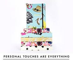 personal touches are everything!