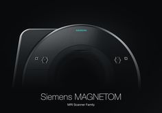 Siemens MAGNETOM | MRI Scanner Family on Behance