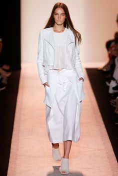 BCBG Max Azria Spring 2015 Ready-to-Wear - Collection - Gallery - Look 1 - Style.com