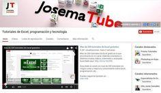 Josematube-video-tutoriales-Excel