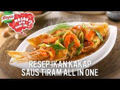 Resep Ikan Kakap Saus Tiram