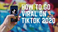 How To Go Viral on Tiktok [New Algorithm Update 2020] Social Proof, Top Videos, Social Media Channels, Viral Videos, Digital Marketing, To Go, Motivation, Amazing, Tips