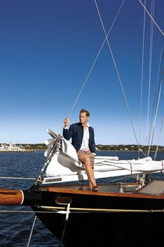 Nautical adventure: Seafaring style from  Polo Ralph Lauren