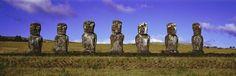 Moai Easter Island Chile