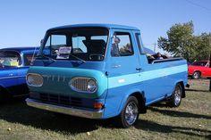 Ford Econoline.