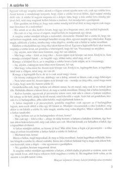 4.Osztály Hétszínvirág Olvasási Felmérők Words, Horse