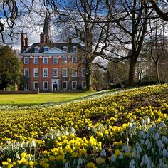 Welford Park House - Berkshire