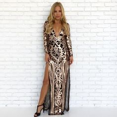 Maxi dresses are fun, fashionable, and most importantly comfortable. Buy a new maxi dress from Dainty Hooligan Maxi Dress Boutique today! New Outfits, Dress Outfits, Dress Up, Boutique Maxi Dresses, Boutique Clothing, Skater Style, Pretty Patterns, Sequin Maxi, Fashion Online