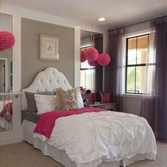 Girls' Bedroom Decorating Ideas - Right, Now   Wayfair