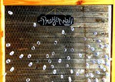 Prayer Wall for Women's Retreat