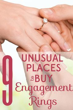 You want an engagement ring that is unique, but you have a limited budget. Check out these 9 unusual places to buy gorgeous and affordable rings. Ways To Save Money, Money Saving Tips, How To Make Money, Saving Ideas, Frugal Living Tips, Frugal Tips, Wedding Rings On A Budget, Affordable Rings, Setting Up A Budget