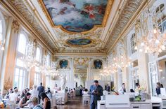 — Eliance Restaurant Orsay, Musée d'Orsay, Paris