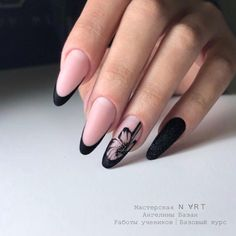 Image may contain: one or more people Classy Nails, Fancy Nails, Stylish Nails, Pretty Nails, Round Nails, Oval Nails, My Nails, Magic Nails, Luxury Nails