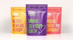 PrebioSweet on Packaging of the World - Creative Package Design Gallery