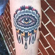 Afbeeldingsresultaat voor Traditional eye tattoo