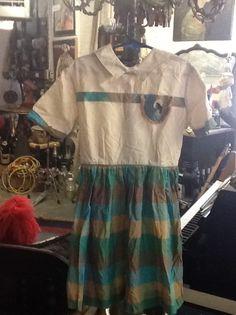 Honeylane Girls Dress by 3birdz on Etsy