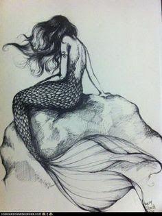 Mermaid art :)