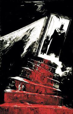 BATMAN: GOTHAM COUNTY LINE #3 by Scott Hampton