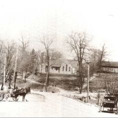 Merrimon Avenue. 1920's