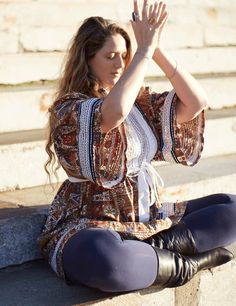 "Kundalini yoga is like wellness ""on-command."""