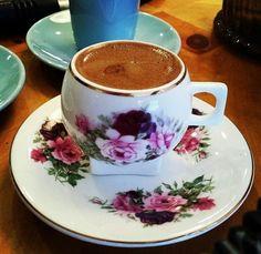 ✿ ❤Turkish coffee ☕ Afiyet olsun! ☕ Enjoy your meal!