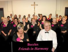Beccles Friends in Harmony A Delightful Evening of Music & Song in aid of EACH, Beccles Public Hall