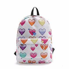 Emoji Backpack Pr... http://www.jakkoutthebxx.com/products/emoji-backpack-pretty-style-women-canvas-backpacks-emoji-face-printing-school-bag-for-teenagers-girls-sac-a-dos-mochila-feminina-emoji-heart  #wanelo #shoppingtime #whattobuy #onlineshopping #trending #shoppingonline #onlineshopping #new