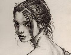 """Check out new work on my @Behance portfolio: """"Young Girl"""" http://be.net/gallery/49179107/Young-Girl"""