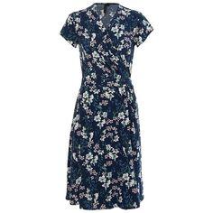 Poetry Alexa Wrap Dress