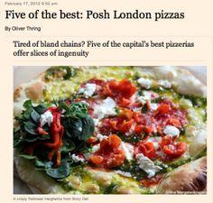 Santa Maria in Ealing - best pizza in London