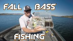 "Bass Fishing: Best Baits for the Fall Transition  ||  Matt breaks down the best baits for Fall Bass Fishing. This video started out as a ""Top 5"" video but instead Matt pulled out his actual Fall transition baits... https://www.youtube.com/watch?v=In0gOy1pSF4"