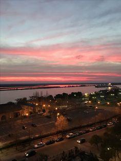 Rosario 📍23/08/2017 Amanecer pink 🌷