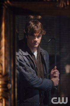 """SUPERNATURAL """"Bloody Mary"""" (Episode #105) Image #SN105-0036 Pictured: Jared Padalecki as Sam Winchester Credit: ©ÊThe WB/Sergei Bachlakov"""