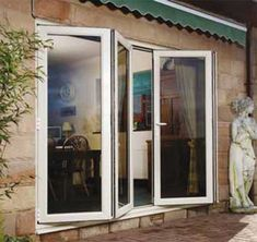 Bi Fold Patio Doors | Mid Kent Windows   UPVC Bi Fold Doors Manufacturer U0026