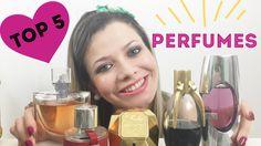 Meus Top 5 Perfumes | Por Jacky Coutinho