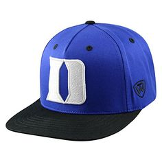 44f4059e7be Compare prices on Duke Blue Devils Flat Brim Hats from top sports gear  retailers. Save money when buying flat brim caps.
