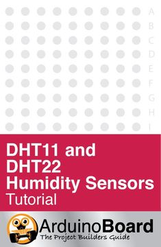DHT11 and DHT22 Humidity Sensors :: Arduino Board Tutorial - CLICK HERE for Tutorial http://arduino-board.com/tutorials/humidity-sensor
