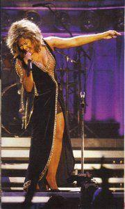 Tina Turner (Anna Mae Bullock)