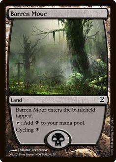 Barren Moor Proxy