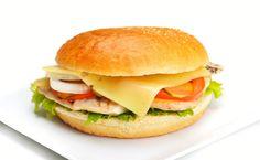 #Burger de #veau New-Yorkais