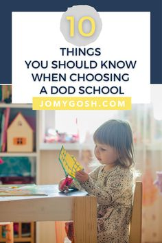 For military families, choosing whether their children will attend a DoD school is a big decision. Here's absolutely what you need to know about your military child's education at a DoDEA school #military #pcs #oconus #militaryfamily #milfam #militarychild #militarybrat Special Education Law, Kids Education, Us School, Public School, Military Spouse, Military Life, Camp Pendleton, Private School, Parenting