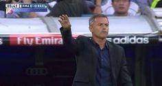 Le sosie de José Mourinho trouvé lors de Real-Elche - http://www.actusports.fr/119265/sosie-jose-mourinho-trouve-lors-real-elche/